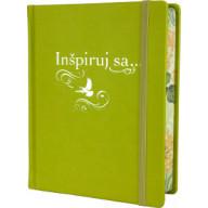 Poznámková Biblia s DT - Inšpiruj sa...