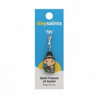 Svätý František z Assisi - kľúčenka