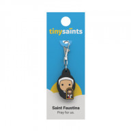 Svätá Faustína - kľúčenka
