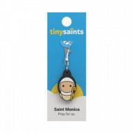 Svätá Monika - kľúčenka