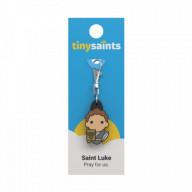 Svätý Lukáš - kľúčenka