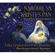 CD - Narodil sa Kristus Pán