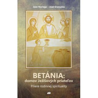 Betánia: domov Ježišových priateľov