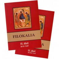 Filokalia II. diel (prvá + druhá časť)