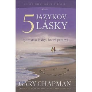 Päť jazykov lásky (e-kniha)