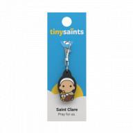 Svätá Klára - kľúčenka