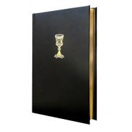 Evanjelický spevník (5. vydanie) zlatorez – kalich