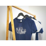 Pánske tričko - Všetko tvoríš nové / biele