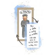 Záložka - Svätý Filip Neri