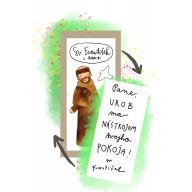 Záložka - Svätý František z Assisi