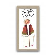 Záložka - Svätý Ján XXIII.