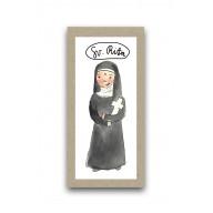 Záložka - Svätá Rita