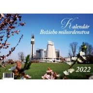 Kalendár Božieho milosrdenstva 2022 (nástenný)