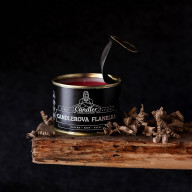 Sójová sviečka - Candlerova flanelka