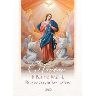 Kniha Novéna k Panne Márii Rozväzovačke uzlov