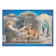 Katolícky kalendár 2022 (stolový) / VIA