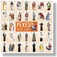 Pexeso – Moji svätí