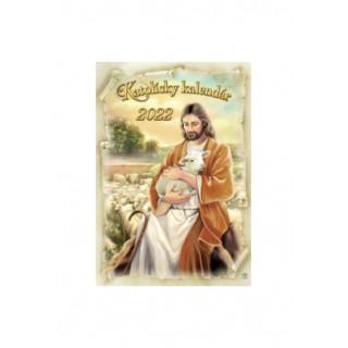 Katolícky kalendár 2022 (vreckový) / ZAEX