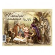 Katolícky kalendár 2022 (stolový) / ZAEX