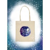 Plátená taška - Hviezdy