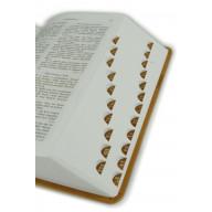 Biblia, Roháček, 2020, svetlohnedá, s indexmi