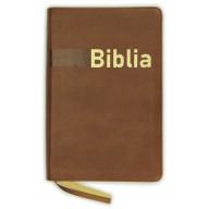 Biblia, Roháček, 2020, hnedá, s indexmi