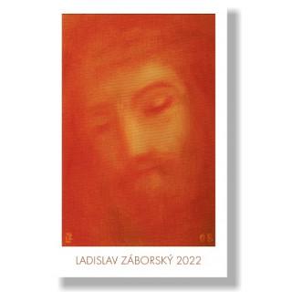 Kalendár 2022 (nástenný) Ladislav Záborský
