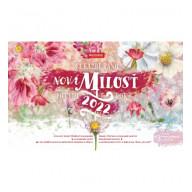 Kalendár 2022 (stolový) Nová Milosť po celý rok