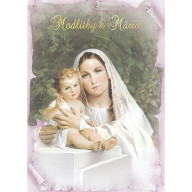 Modlitby k Márií