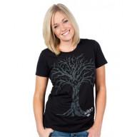 Dámske tričko - Prečo? (TD058)