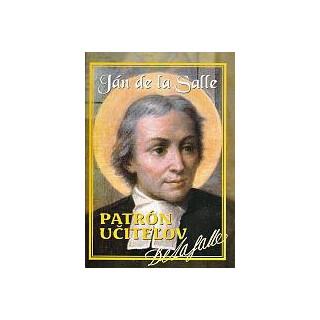 Patrón účiteľov - Ján de la Salle