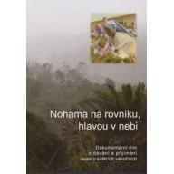 DVD - Nohama na rovníku, hlavou v nebi