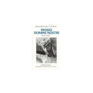 CD - Passio Domini nostri: Gregoriánský Chorál