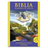 CD - Biblia1 - Stvorenie sveta a potopa