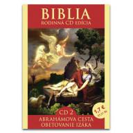 CD - Biblia2 - Abrahámova cesta, Obetovanie Izáka