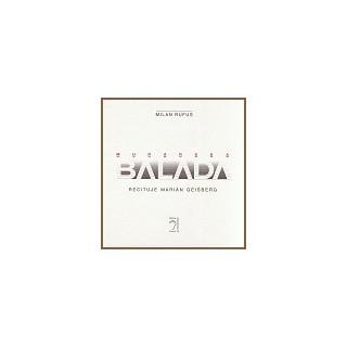 CD - KNIHA: Murárska balada (CD-audiokniha)