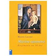 Máriine tajomstvá
