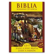 CD - Biblia5 - Jozef a jeho bratia, Jozef a faraón