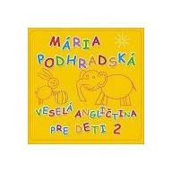 CD - Veselá angličtina pre deti 2.