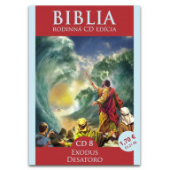 CD - Biblia8 - Exodus, Desatoro
