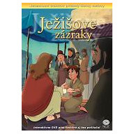 DVD - Ježišove zázraky