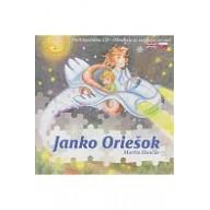 CD - Janko Oriešok (multimediálne CD)