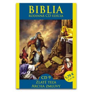 CD - Biblia9 - Zlaté teľa, Archa zmluvy
