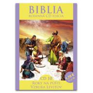 CD - Biblia10 - Roky na púšti, Vzbura Levitov