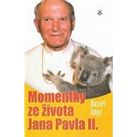 Momentky ze života Jana Pavla II.