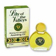 Olej na pomazanie - Vôňa Jeruzalema. Lily of Valey (IZ065)