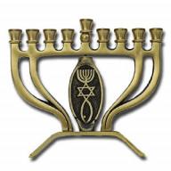 Svietnik Chanuka I (IZ037)