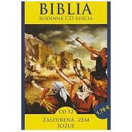 CD - Biblia12 - Zasľúbená zem, Jozue