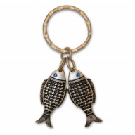 Prívesok na kľúče - Petrove ryby (IZ067)