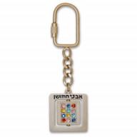 Prívesok na kľúče. S náprsníkom najvyšieho kňaza (IZ078)